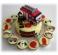 Brandweer Taart (cupcakes optioneel)